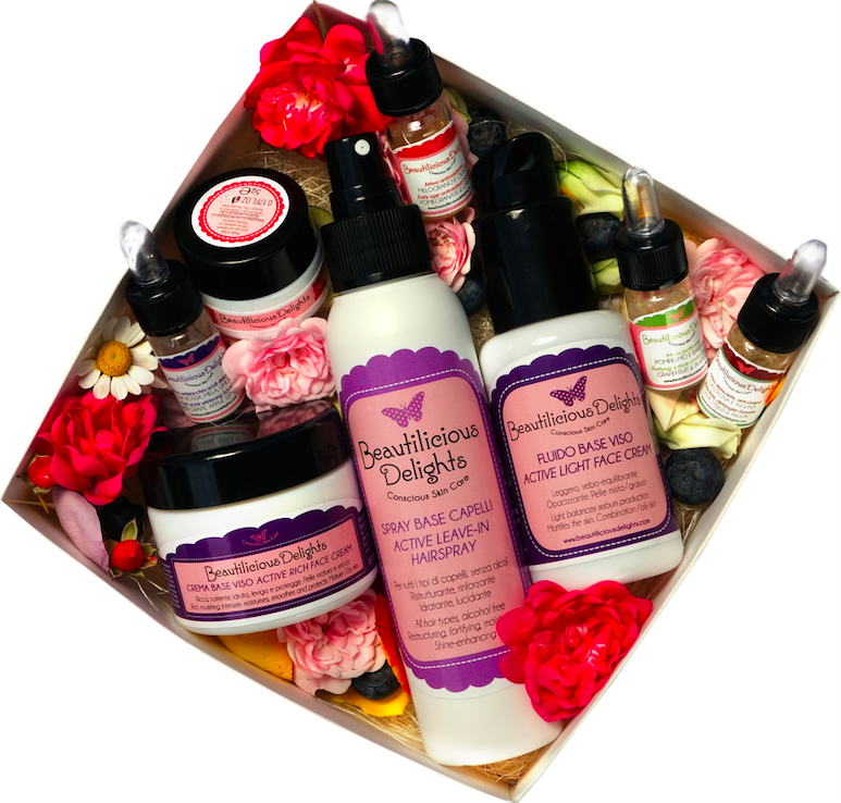 prodotti naturali cura del viso