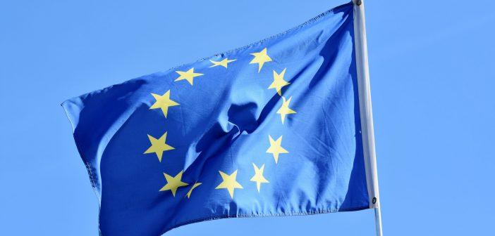 Canva - Flag of Europe
