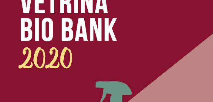 vetrina bio bank 2020