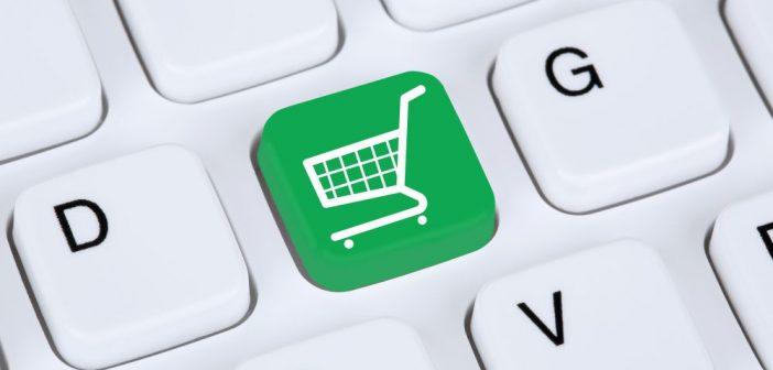 eCommerce-symbol-on-keyboard