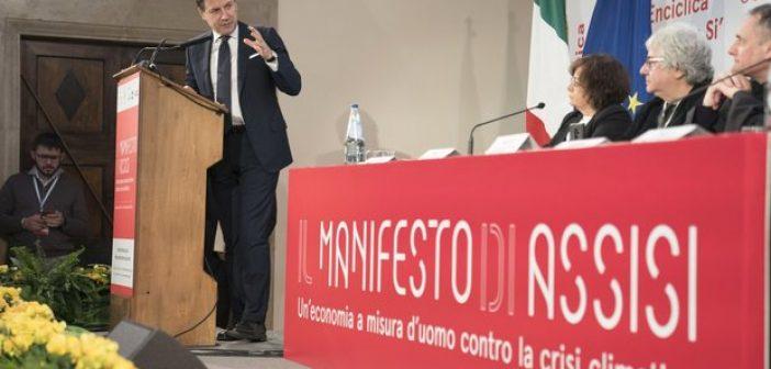 manifesto d'Assisi